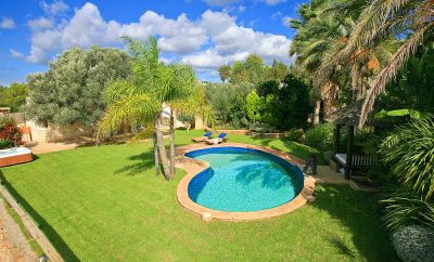 Villa Can Beni available for rent