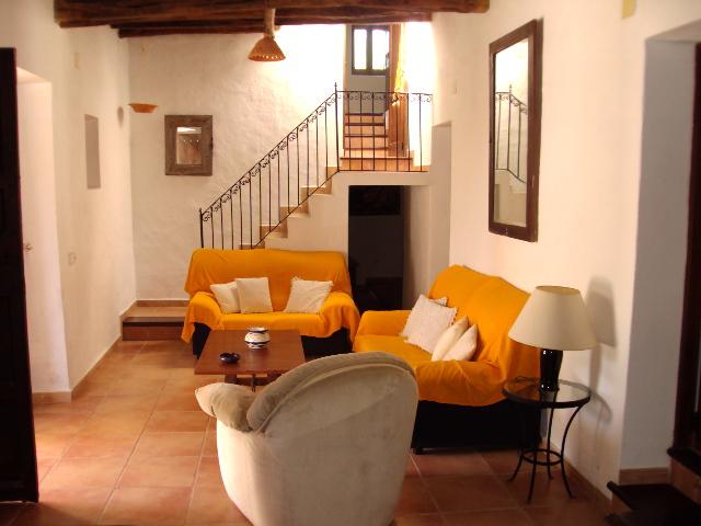 typical ibicencan house ibiza